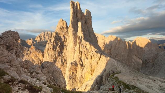 Die Vajolettürme in den Dolomiten (Bild: stock.adobe.com)