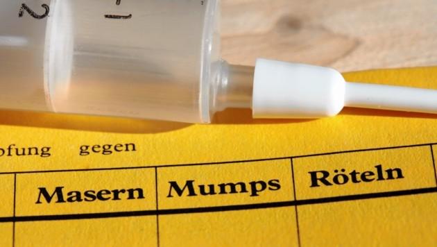 Gegen Masern, Mumps und Röteln gibt es eine Kombinationsimpfung. (Bild: Astrid Gast/stock.adobe.com)
