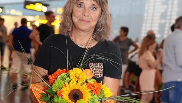 Rock-Legende Suzie Quatro ist seit Donnerstag in Wien. (Bild: Kristian Bissuti)