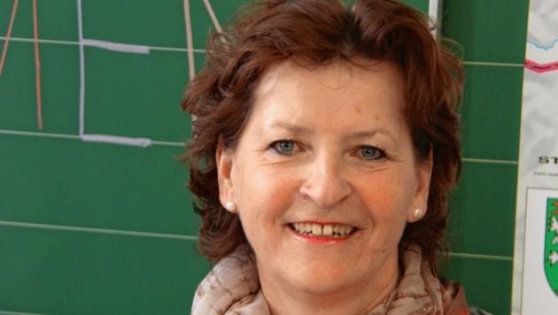 Die steirische Bildungslandesrätin Ursula Lackner (Bild: Christian Jauschowetz)