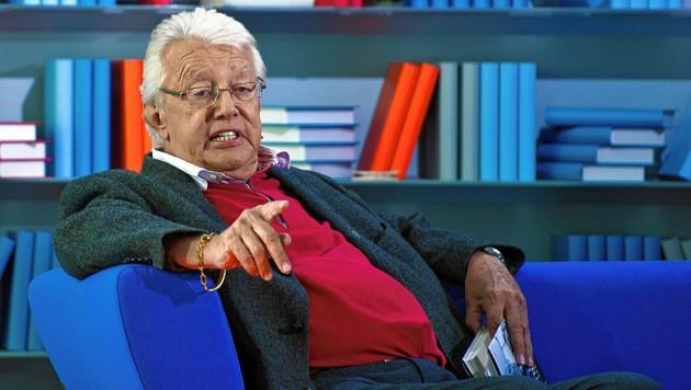 Archivaufnahme von Dieter Thomas Heck aus dem Jahr 2011 (Bild: EPA)