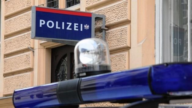 Die Polizei stoppte die Spritztour des 16-Jährigen mit dem gestohlenen Auto. (Bild: KRONEN ZEITUNG)