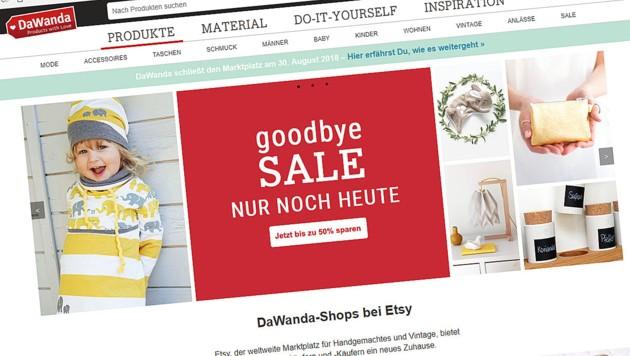 Dawanda Schließt Das Müssen Kunden Jetzt Wissen Kroneat
