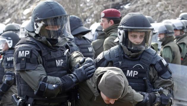 """""""Bundesheer soll in Spanien Migranten abwehren"""""""