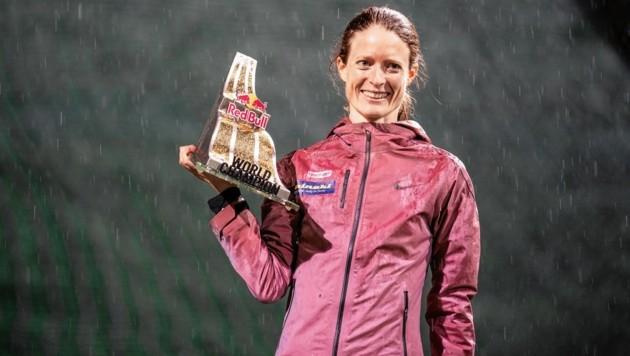 Die Salzburgerin Andrea Mayr war nicht zu besiegen, gewann souverän. (Bild: Red Bull Content Pool)