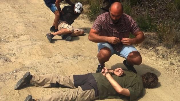 Der Mordverdächtige Jos B. wurde in Spanien festgenommen.