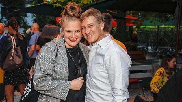 Stefanie Reinsperger und Tobias Moretti (Bild: Markus Tschepp)