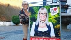 Michaela Höfelsauer aus Lend ist die einizige Frau auf der SPÖ-Liste. (Bild: GERHARD SCHIEL)