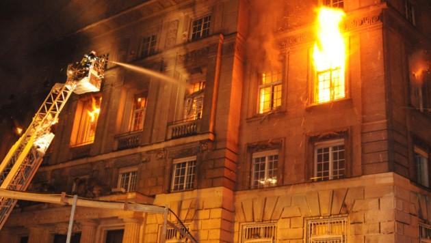 1400 Euro weniger Gehalt für Wiens Feuerwehrmänner