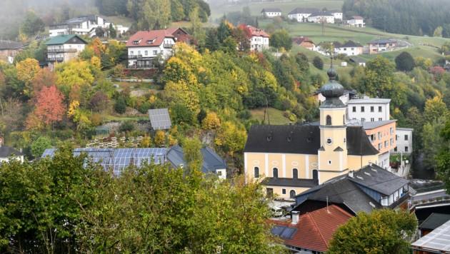 Rund um die Gemeinde Helfenberg gibt es Anfang 2019 die nächsten Fusionen. (Bild: Harald Dostal)