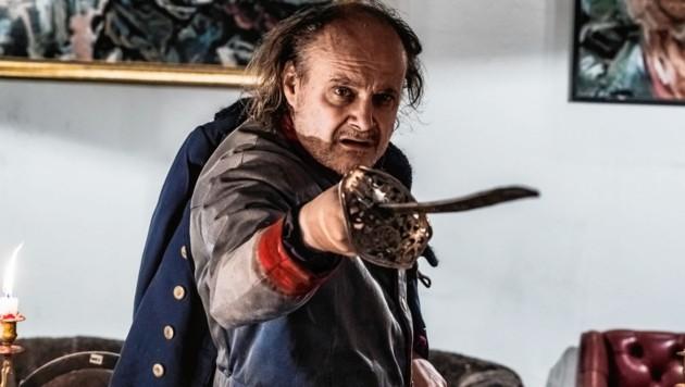 "Paulus Manker in ""Alma"" (Bild: Sebastian Kreuzberger)"