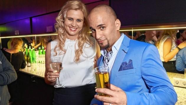 Scheidung: Zwölf Jahre lang waren Julie und Eric ein Liebespaar. (Bild: Starpix/ Alexander TUMA)