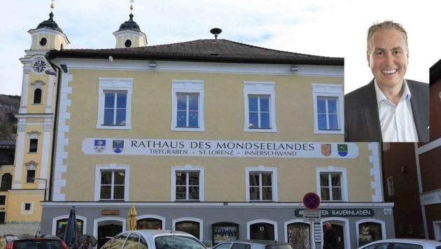 Rund um den FPÖ-Politiker Harald Kohlberger herrscht in St. Lorenz viel Wirbel. (Bild: Helmut Klein/FPÖ Bezirk Vöcklabruck)
