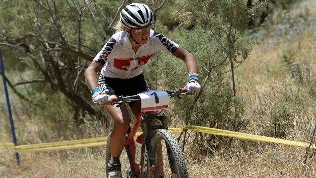Jolanda Neff (Bild: GEPA)