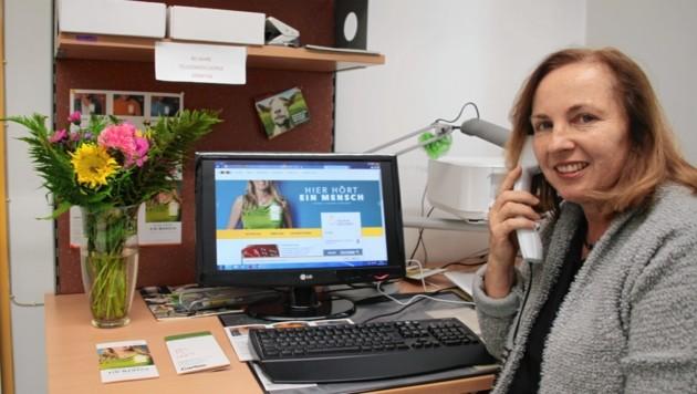 Caritas Telefon-Seelsorge (Bild: Telefonseelsorge Kärnten)