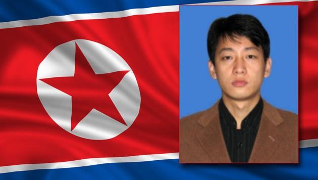 """Das FBI veröffentlichte ein Foto des mutmaßlichen """"WannaCry""""-Hackers Park Jin-hyok. (Bild: stock.adobe.com)"""