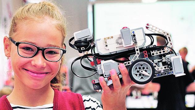 Emma (12) aus Tallinn, Estland (Bild: Christoph Gantner)