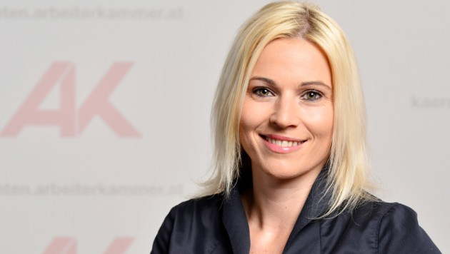 Angelika Wurzer (Bild: Helge Bauer AK)