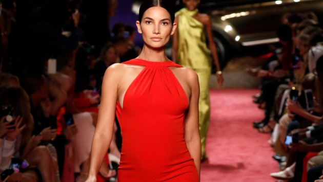 Lily Aldridge (Bild: 2018 Getty Images)