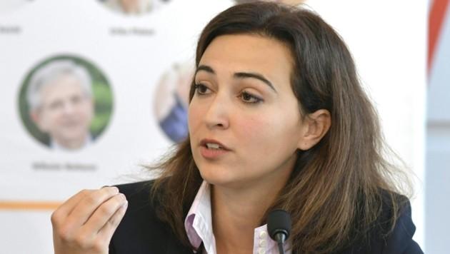Alma Zadic (Bild: APA/HERBERT NEUBAUER)