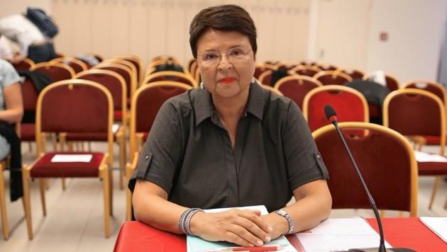 Großer Erklärungsbedarf: Ex-Stadträtin Renate Brauner sagte vier Stunden aus.