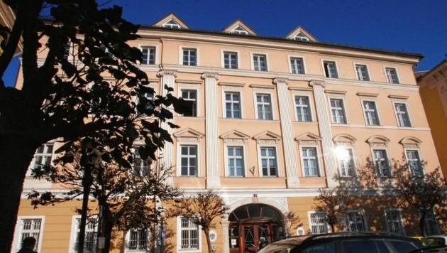 Staatsanwaltschaft Klagenfurt (Bild: Kronen Zeitung)