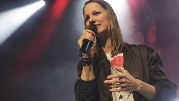Christina Stürmer (Bild: APA/ERWIN SCHERIAU)