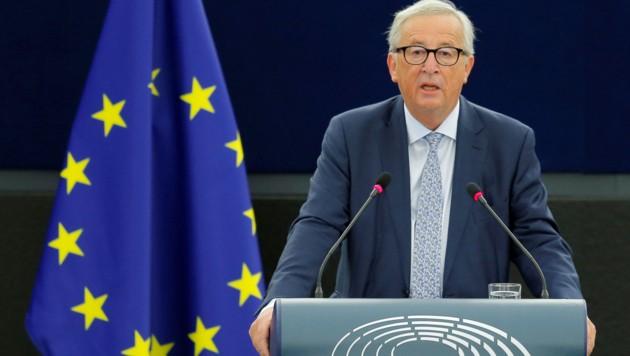 EU-Kommissionspräsident Juncker