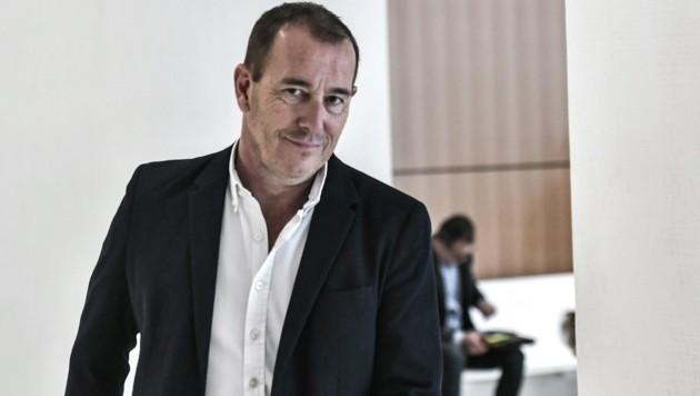 Jean-Marc Conrad (Bild: AFP)