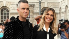 Robbie Williams und Ayda Field (Bild: www.PPS.at)