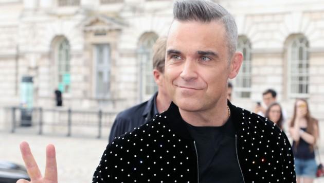Robbie Williams (Bild: www.PPS.at)