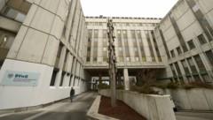 Das Amtsgebäude des Bundesverwaltungsgerichtes in Wien (Bild: APA/Roland Schlager)