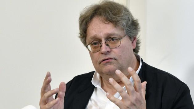 Peter Kolba (Bild: APA/HANS PUNZ)