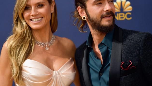 Heidi Klum und Tom Kaulitz (Bild: 2018 Getty Images)