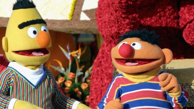 8211141ad7 Ernie und Bert doch nicht schwul! | krone.at