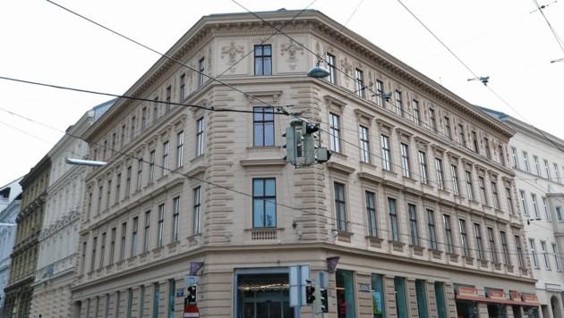 Altbau in Wien (Bild: Zwefo)
