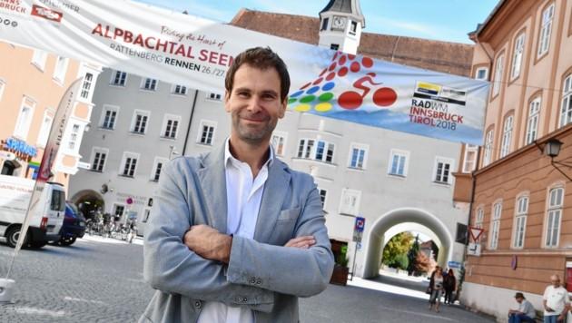 Bürgermeister Bernhard Freiberger (Bild: Griessenböck Gabriele)