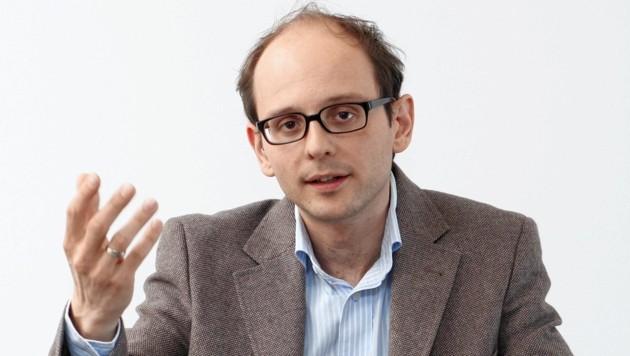 Thomas Leoni (Wifo-Ökonom)