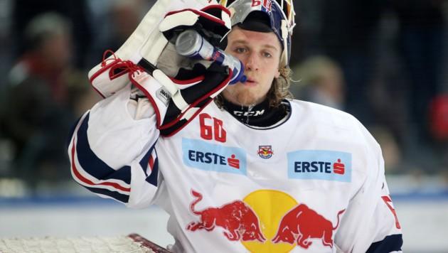 Salzburg-Goalie Lukas Herzog (Bild: GEPA)