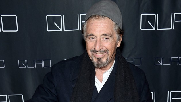 Al Pacino im April 2018 in New York (Bild: 2018 Getty Images)