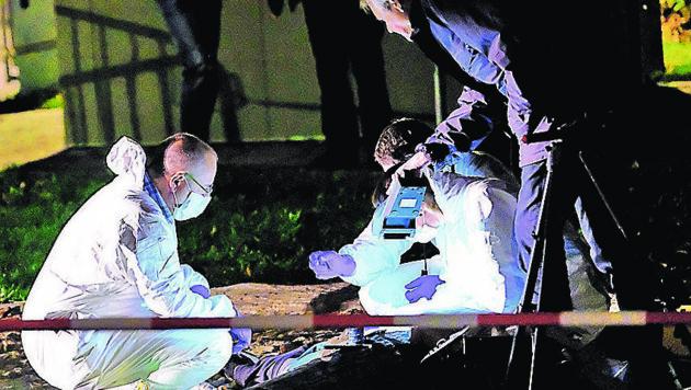 Der junge Afghane wurde am Spielplatz getötet. (Bild: Horst Einöder)