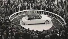 Citroen DS 19, 1955 (Bild: DS Automobiles)