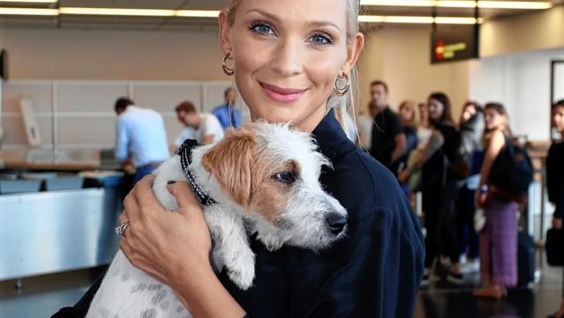 FPÖ-Tierschutzbeauftragte Philippa Strache (Bild: Zwefo)