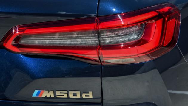BMW X5 M50d (Bild: BMW)