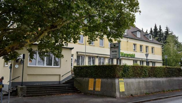 1969 wurde das Restaurant am Freinberg eröffnet. Sollte mit dem Eigentümer keine Einigung über einen neuen Mietvertrag erzielt werden, wird Wienerwald das beliebte Lokal zusperren müssen. (Bild: Markus Wenzel)