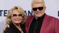 Der deutsche Sänger Heino mit seiner Ehefrau Hannelore (Bild: Elmar Kremser / dpa Picture Alliance / picturedesk.com)