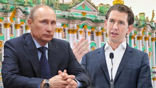 """""""Frieden in Europa kann es nur mit Russland geben"""""""