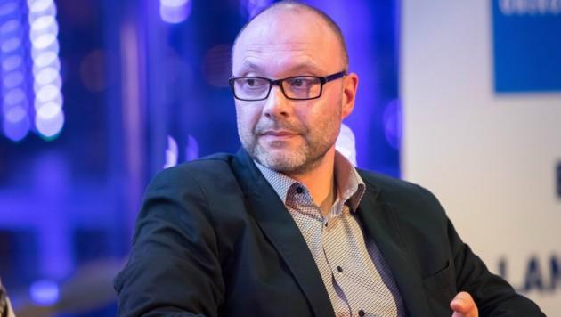 Gerold Weiß ist Professor für Unternehmensgründung an der FH Oberösterreich.