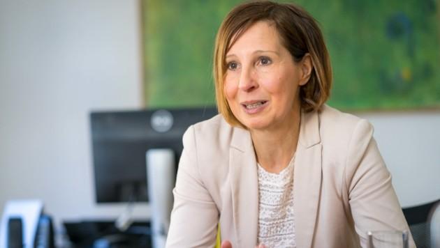 Grünen-Soziallandesrätin Gabriele Fischer (Bild: Land Tirol)