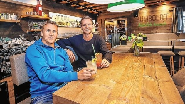 """Michael Kalhammer und Martin Sönmezay sind die Neuen in der """"Humboldt"""""""